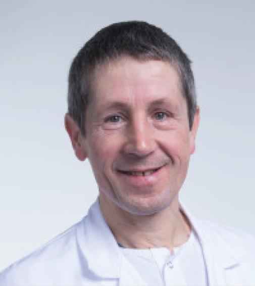 Dr. med. Daniel Büche, MSc
